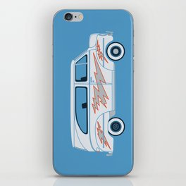 Grease Van Lightning iPhone Skin