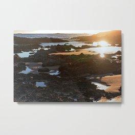 Stradbroke Island Metal Print