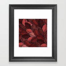 Pattern 52 Framed Art Print