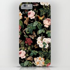 Floral and Butterflies Slim Case iPhone 6s Plus