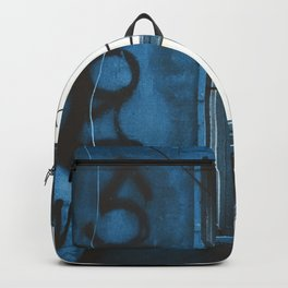 GRAY METAL WINDOW GRILLS Backpack