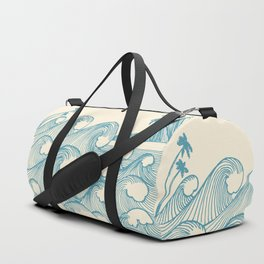 Waves Duffle Bag