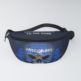 To The Core Collection: Wisconsin Fanny Pack