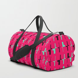 For Type Lovers. Different Kinds of L. L for Different Kinds of Love Duffle Bag