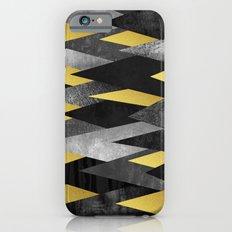 Black Peaks iPhone 6s Slim Case