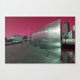 Sheffield Blade Canvas Print