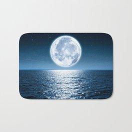 Giant Moon Bath Mat