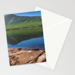 Killary Harbour fjord in Northern Connemara, Ireland Stationery Cards