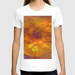 Abstract ligheffects -9- T-shirt