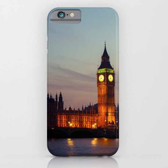 London | Big Ben iPhone & iPod Case