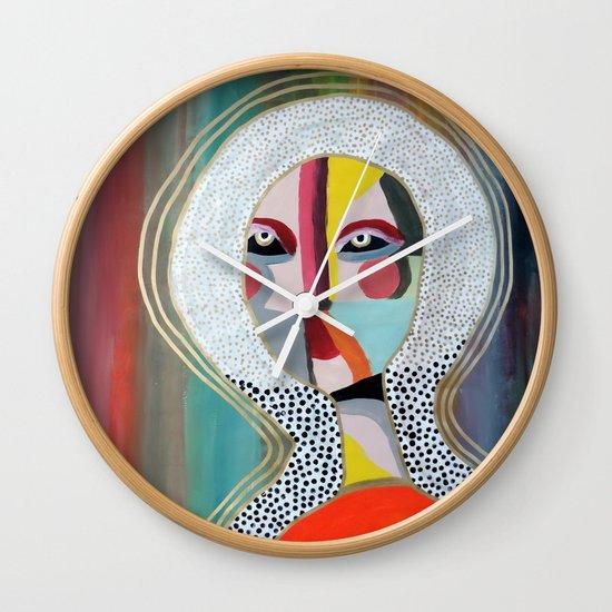 Aura 2 Wall Clock