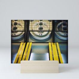 Skeeball Mini Art Print
