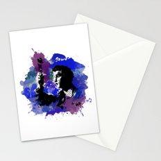 Elvis Color Splash Stationery Cards