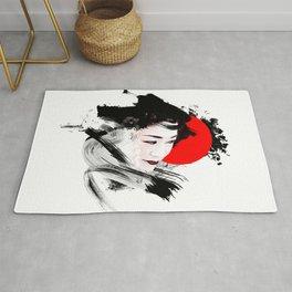 Japan - Kyoto - Geisha Rug