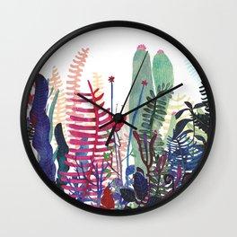 Nature Mix Wall Clock