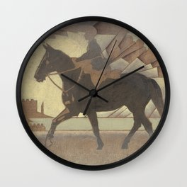 Suppertime Wall Clock