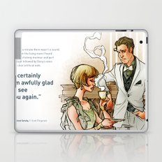 The Great Gatsby_see you again Laptop & iPad Skin