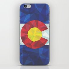 Colorado iPhone & iPod Skin