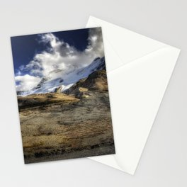 Glacier Expressif Stationery Cards