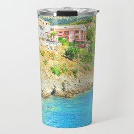 travel collection. Greece Travel Mug