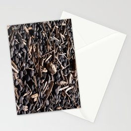 Yaquina Head Rocks and Driftwood Stationery Cards