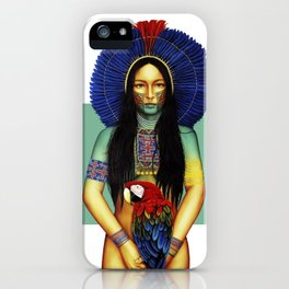 Golden Dream iPhone Case