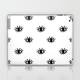Open Eyes Laptop & iPad Skin