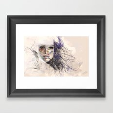 Women 5 Framed Art Print