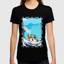 Link adventure T-shirt