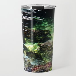 Sea Cave Travel Mug