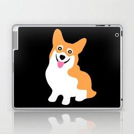 Cute Little Corgi Laptop & iPad Skin