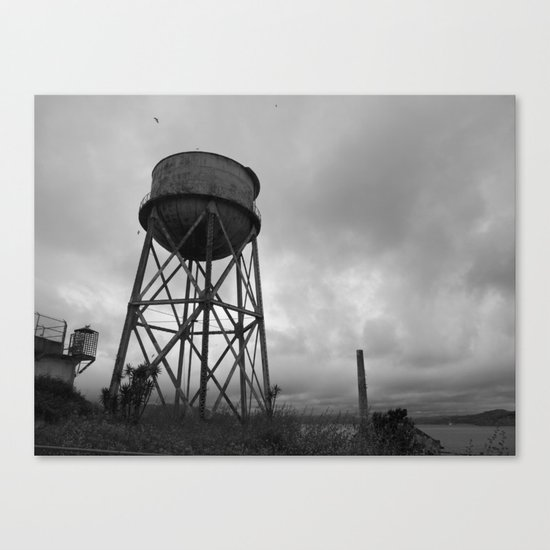 Lost Water Canvas Print