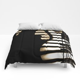 Feel that bass! Comforters