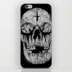 Black blooded iPhone & iPod Skin