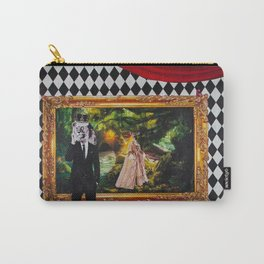 """""""Luxury in an enchanted forest"""" Carry-All Pouch"""