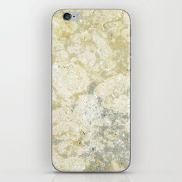 marble texture iPhone Skin