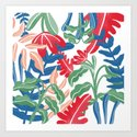 Tropical Vibes Pattern by aljahorvat