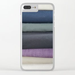 Bolt-Cloud Clear iPhone Case