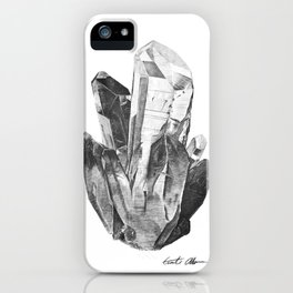Crystal Cluster iPhone Case