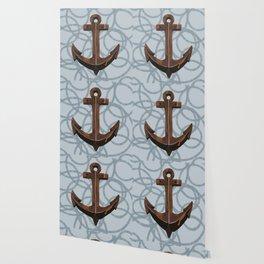 Anchors Away! Wallpaper