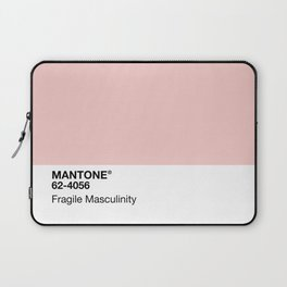 MANTONE® Fragile Masculinity Laptop Sleeve