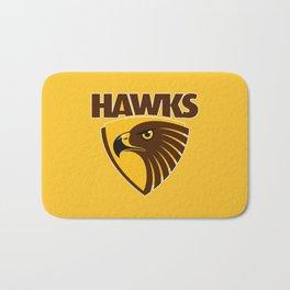 HAWKS AFL Bath Mat