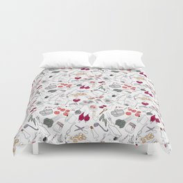 Grow your own Duvet Cover