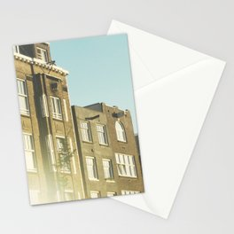 Sunset in Amsterdam Stationery Cards