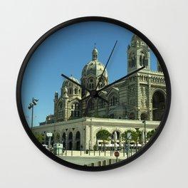 Marseille Cathedral de la Major Wall Clock