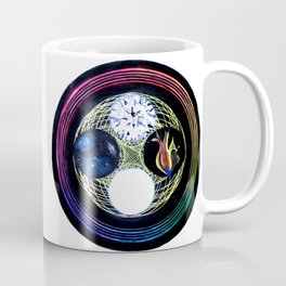 Space and Light Coffee Mug
