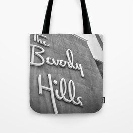 The Beverly Hills Hotel Tote Bag