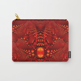Red Copper Gems - Seamless Carry-All Pouch