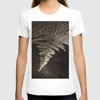 fern T-shirts featuring Fern by Olivia Joy StClaire