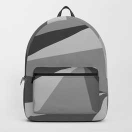 Different shades of Grey Backpack